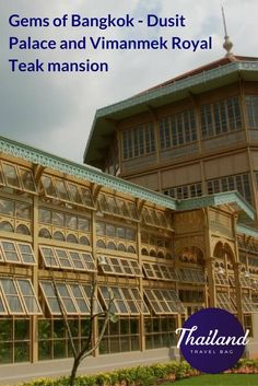 Vimanmek Teak Palace