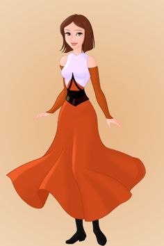 Jaina Solo | Community Post: 8 Star Wars Disney Princesses