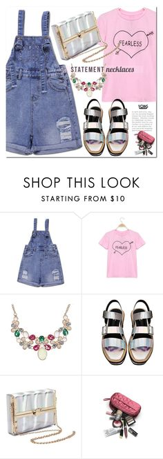 """""""yoins"""" by yoinscollection ❤ liked on Polyvore featuring statementnecklaces"""