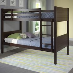 Found it at AllModern - Ashland Twin Bunk Bed