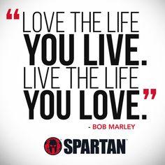 Embrace each day. #SpartanRace