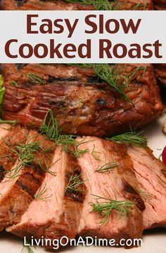 10 Ways To Use Leftover Roast Beef - Quick And Easy Slow Cooked Beef Roast Recipe