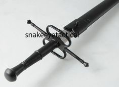 Amazon.com : German Bastard Full Tang Tempered Battle Ready Hand Forged Sword *SHARP EDGE BLADE* : Martial Arts Swords : Sports & Outdoors