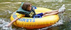 Farmington River Tubing   -   New Hartford CT