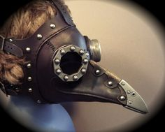 Dr. Beulenpest, Steampunk Plague Doctor Mask. I have always wanted one and I would wear it literally everywhere.
