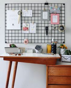 Turn your boring, bland home office into a super-chic, gorgeous workspace. Here are 39 ideas to inspire you.