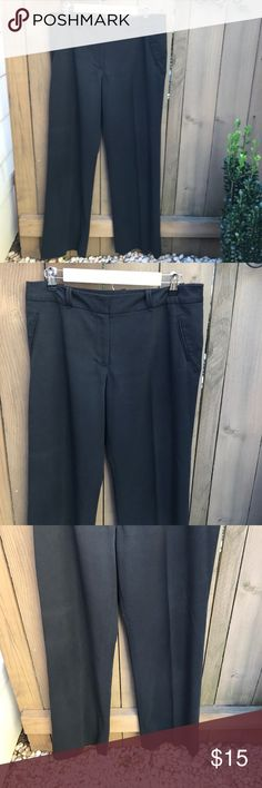 Cato black trouser pants size 12: 31 in inseam Cato black trouser pants size 12: 31 in inseam Cato Pants Trousers