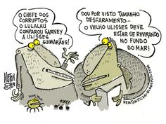 Lula compara Sarney a Ulisses Guimarães