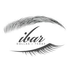 IBar Cosmetics features the latest eyebrow enhancement with Microblading! Makeup Artist Logo, Brow Artist, Name Logo, Makeup Business Cards, Eyebrow Design, Logo Minimalista, Eyelash Logo, Beauty Life Hacks Videos, Lashes Logo