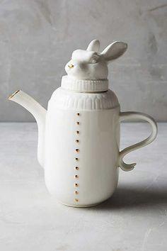 Bunny Teapot...