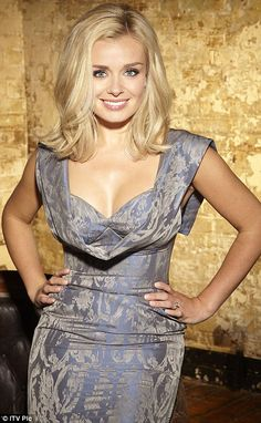 Katherine Jenkins - always love her ladylike styling