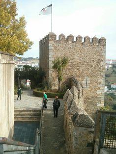 Torre Sangrienta, Castillo de Jerez de los Caballeros
