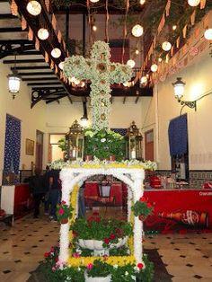 El Rincón Cofrade: Almeria. Momentos especiales vividos en la Cruz de...