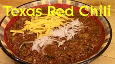 This Red Chili Recipe is the very best chili recipe I ever developed. My first video on how to make Red Chili has over views. Best Chili Recipe, Chili Recipes, Mexican Food Recipes, Soup Recipes, Cooking Recipes, Cooking Tips, Poblano Chili, Red Chili, Torta Recipe