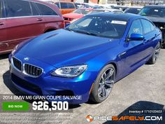 FINAL HOURS: Expiring soon #auctions. BMW X1, X3, X5, 3-Series, M3, M4, 750Li & more avail. for bidding: RideSafely.om