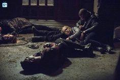 Laurel, Malcolm, Diggle, Felicity & Ray #Arrow #MyNameIsOliverQueen