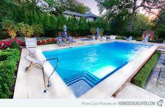 15 Modern Inground Pools to Love | Home Design Lover