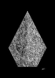 VOLCOM / CRYSTAL OR STONE by Wayne Morpeth, via Behance