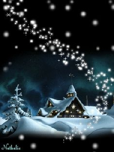 Download Animated 240x320 «зима» Cell Phone Wallpaper. Category: Holidays