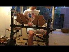 Homemade Electronic Drum Kit With Arduino 10 Steps (with Pictures) E Drum, Arduino Projects, Hello Dear, Drum Kits, Science And Technology, Homemade, Electronics, Pictures, Diy