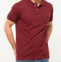 fdfd134ba Buy Classic Maroon Branded T-shirt for Men Online in Pakistan at Juniba   BrandedTshirts