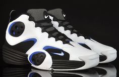 """Air Flight One  Year Introduced: 1994  The Nike Air Flight One is one of the only non-Air Jordan sneakers MJ ever wore on the court. One of Penny Hardaways early sneakers, the Air Flight One remained on the """"when is Nike going to bring that back?"""" list until earlier this year. Needless to say, this 1994 model's comeback made more than a few 'heads happy."""