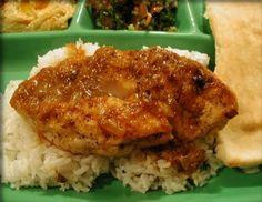 Lebanese Chicken - Lebanese Chicken Recipe