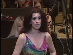 Angela Gheorghiu sings Un bel di from Puccini's opera Madam Butterfly