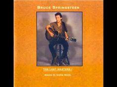 RARE! Pink Cadillac-Bruce Springsteen