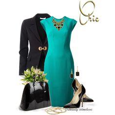 """Talbot Runhof Dress"" by oribeauty-cosmeticos on Polyvore"