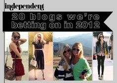 IFB's 20 Fashion Bloggers On The Rise
