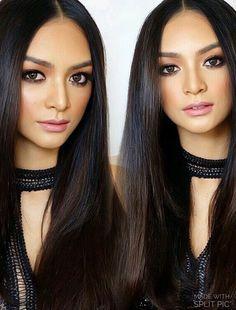 Kylie Verzosa Kylie Verzosa, Filipina, Beauty Queens, Brunettes, Philippines, Ms, Hair Makeup, Wallpaper, Lady