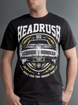 Hot Rod by HEADRUSH. Extreme Sports and MMA