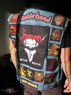 Venom Battle Jacket