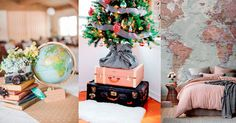 Transforme a sua casa com essas dicas de decoração para viajante, e deixe a sua casa com os seus roteiros favoritos registrados nos ambientes.