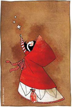 © Nathalie Jomard Little Red Riding Hood LRRH