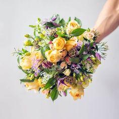 Wedding Bouquet - Early Autumn