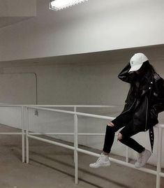 Mode Outfits, Grunge Outfits, Girl Outfits, Casual Outfits, Fashion Outfits, Ulzzang Fashion, Korean Fashion, Moda Ulzzang, Ulzzang Korean Girl