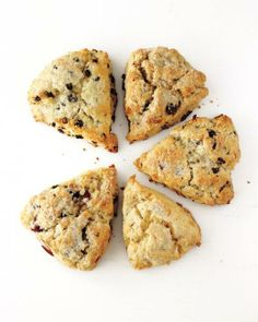 Cream Scones with Currants Recipe