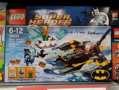 76000 Arctic Batman vs. Mr. Freeze: Aquaman on Ice (Morrisons)