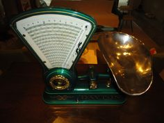 Dayton Scale 1905 Candy Scale Original Tray Works All Restored