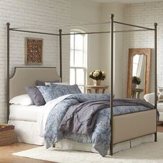Williston Canopy Bed
