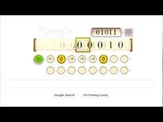Alan Mathison Turing Wiki Google Doodle - 23.06.2012