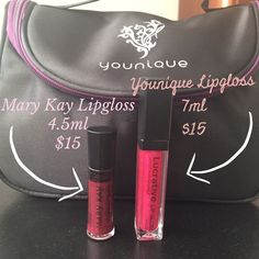 Younique vs Mary Kay. Which would you rather have?