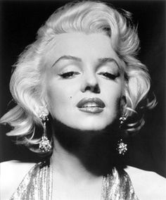 The legendary, Marilyn Monroe.  Pure beauty, back in a time when our perception of beauty wasn't so warped.