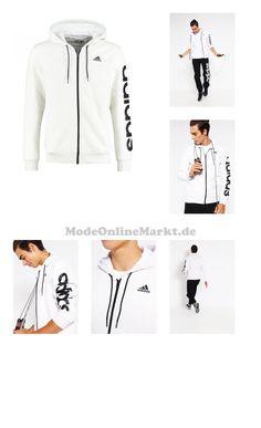 04056566697761   #adidas #Performance #LIN #Sweatjacke #white #melange/black #für #Herren
