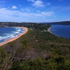 Summer Bay! Home and away tv show to some, palm beach to others.