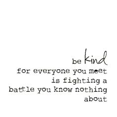 Remember to always be kind! #bekind #yourstory #empathy #fightthegoodfight #wcci #fromcrisistocalmtogether #charity #vaw #wellness #feminism #womensempowerment #survivor #enddomesticviolence...