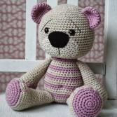 Bibi the Ballerina Bear - Amigurumipatterns.net