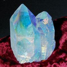 angel aura quartz: Superbe de toute beauté: (www.facebook.com/GRAINE.DE.MARIN)
